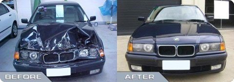 Accident Case Study - BMW 3 Series