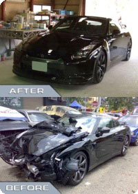 Accident Case Study - Before and After