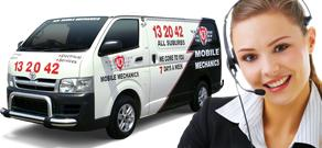 Ace Mobile Mechanics Van