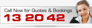 Call Now for Quoates & Bookings