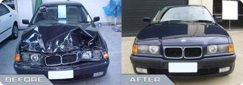 Accident Case Study - BMW 3 Series