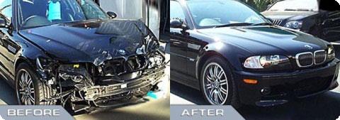 Accident Case Study - BMW M3