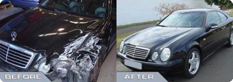 Accident Case Study - Mercedes Benz